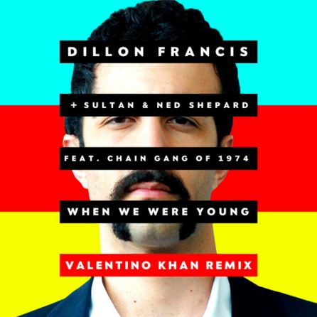 Valentino Khan When We Were Young Remix