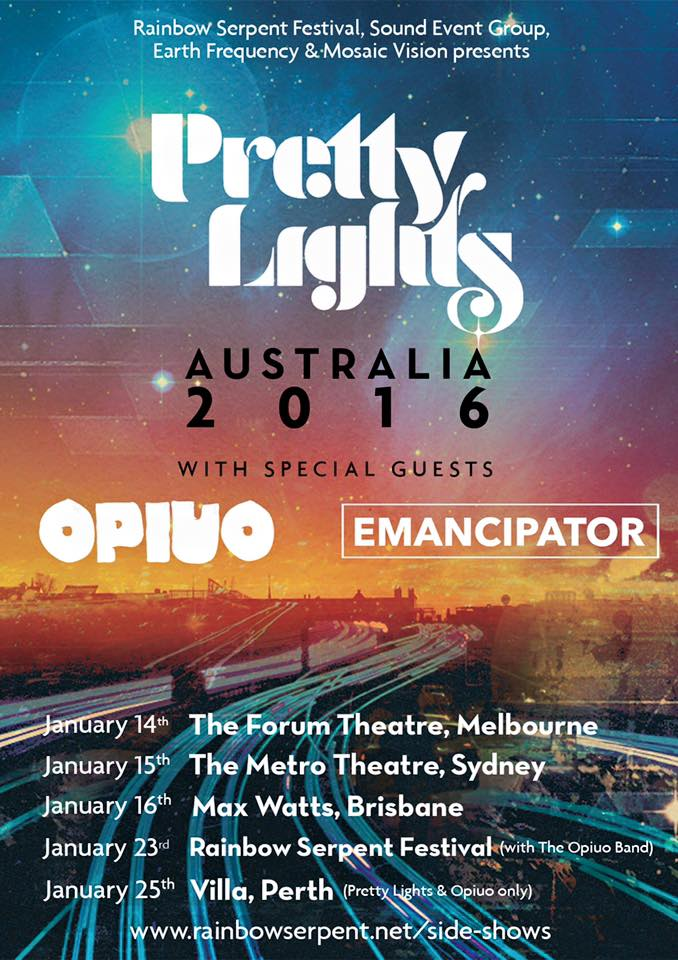 Pretty Lights Tour