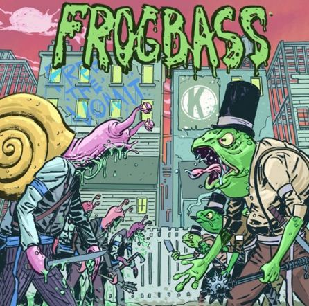 SNAILS Frogbass