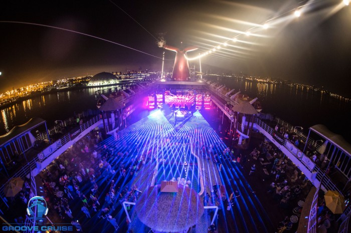 The Groove Cruise Miami 2016 Lineup