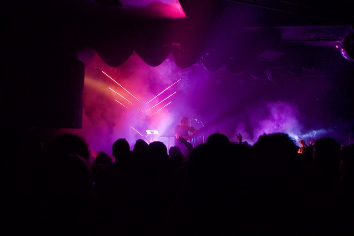 Gryffin at The Roxy Theater Jan 14, 2015