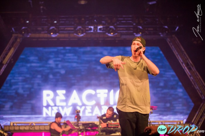 Reaction NYE 2015 Pictures