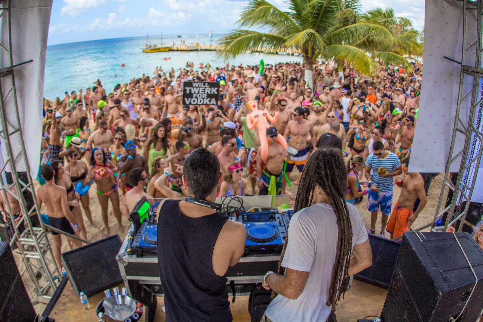 The First Ever All Inclusive Spring Break Edm Cruise Is
