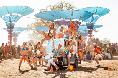 Transformational Music Festivals