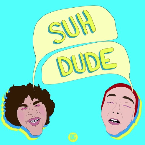 Suh Dude by Getter
