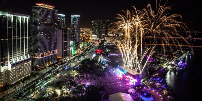 Biggest EDM Festivals