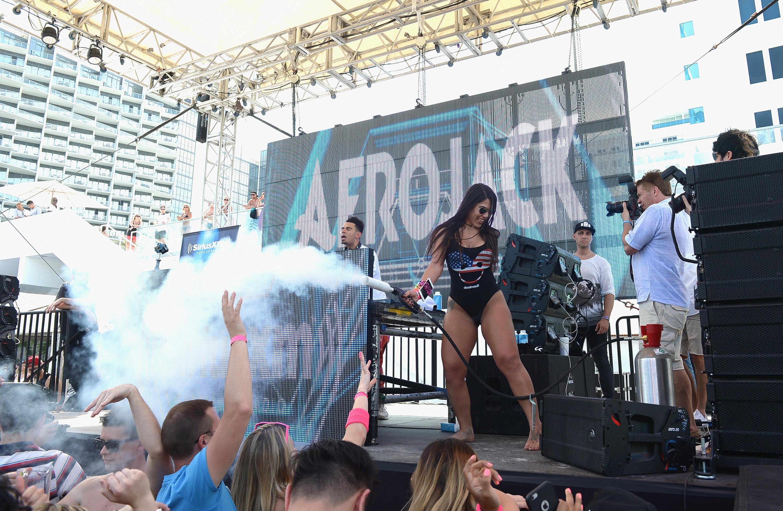SiriusXM Music Lounge - Afrojack - 1 Hotel South Beach