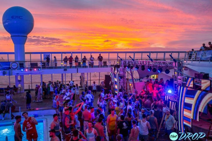 Inception at Sea EDM Cruise Aftermovie