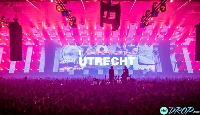 Armin Embraces Utrecht