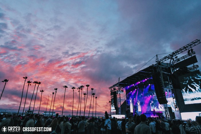 Sunset on Saturday; Photo by Felicia Garcia