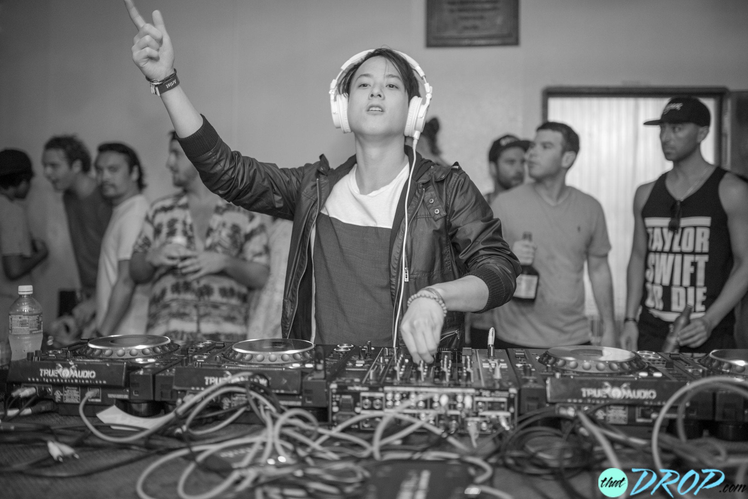 DJ Elephante Jolts the Crowd