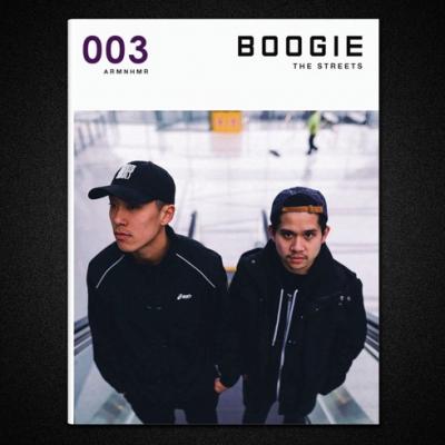 ARMNHMR Add to BoogieMADE's Mix Series
