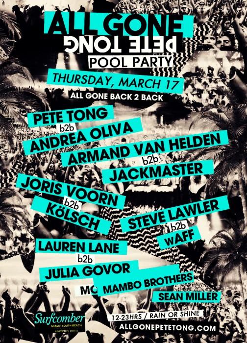 Best Miami Music Week Parties