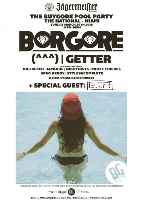 Buygore Miami Music Week