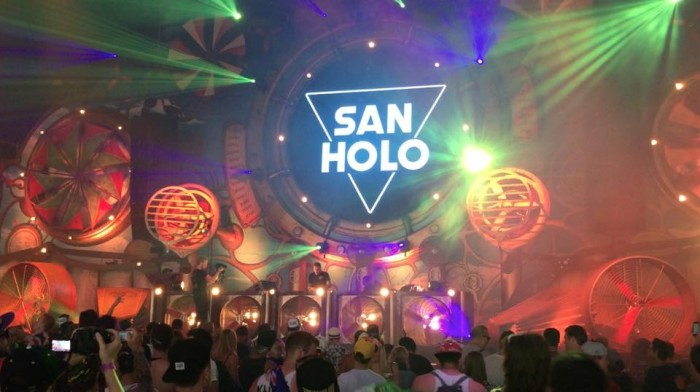 San Holo Interview