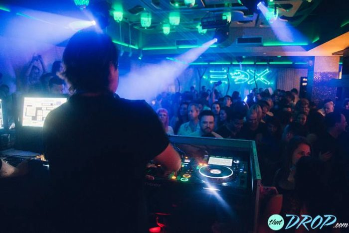 EDX Performing at thatDROP Party During Miami Music Week