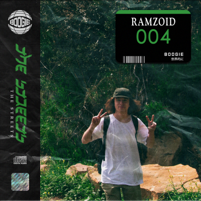 Ramzoid Drops New Mix with BoogieMade