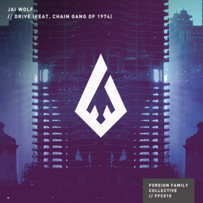 """""""Drive"""" (feat. Chain Gang of 1974"""" by Jai Wolf"""