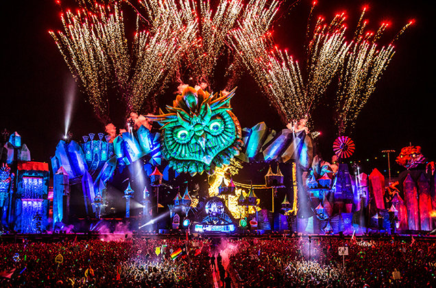 Edc las vegas dates in Melbourne