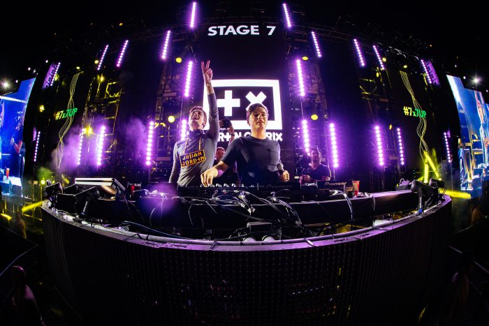 Martin Garrix Joins Julian Jordan at EDC Las Vegas via Blaise Joseph for Insomniac