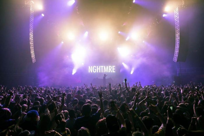 NGHTMRE's 2016 Asia Tour - India