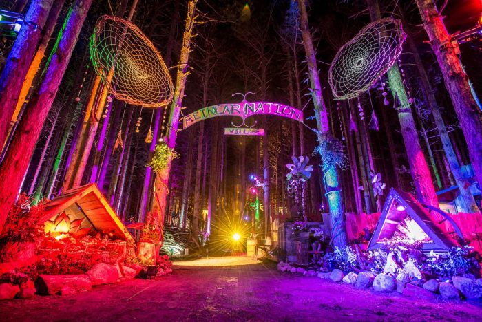 Reincarnation Village @ Electric Forest