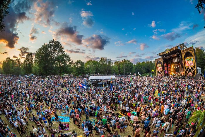 Ranch Arena @ Electric Forest 2015