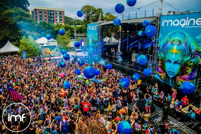 Imagine Music Festival 2015