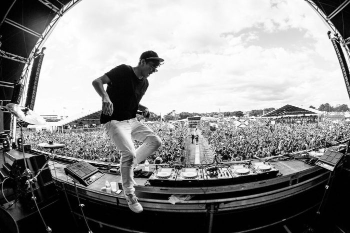NGHTMRE @ Sunset Music Festival 2016, Tampa