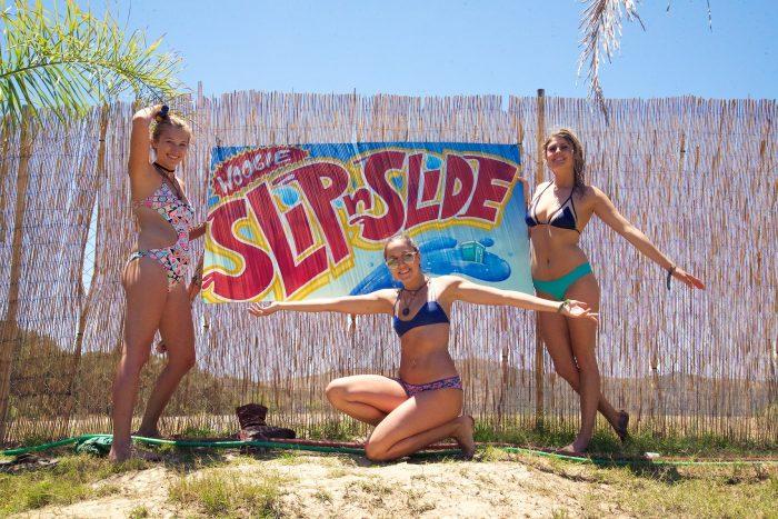 Woogie Weekend Slip n Slide