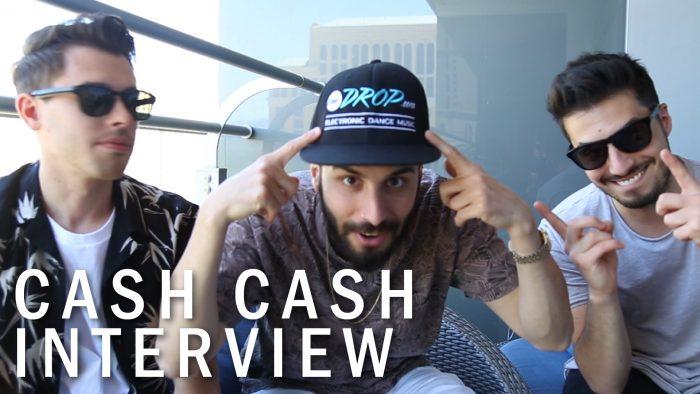 Cash Cash Exclusive Interview