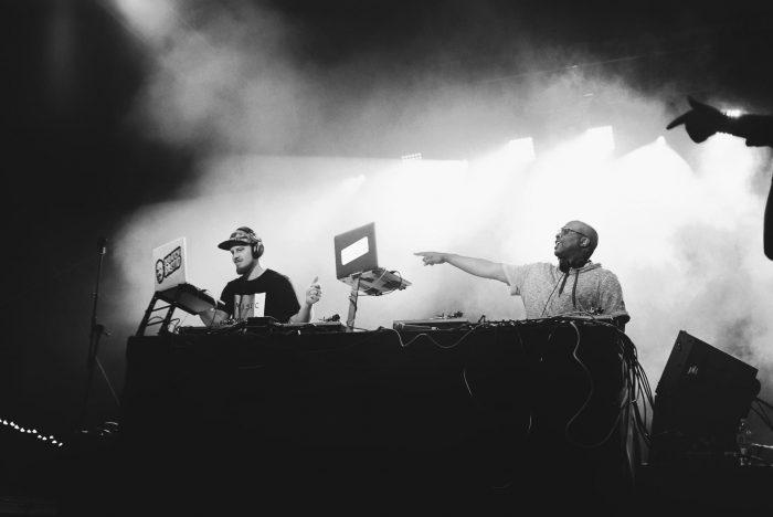 Skratch Bastid B2B DJ Jazzy Jeff @ Electric Forest 2016