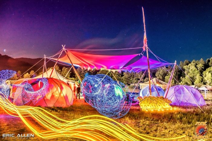 :: Lotus Tents :: Sonic Bloom Photography ::