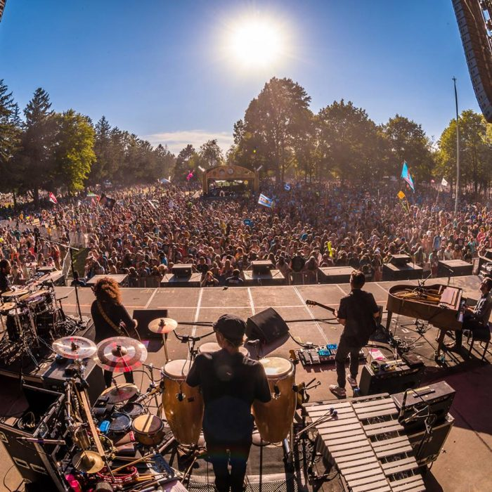 STS9 @ Electric Forest 2016