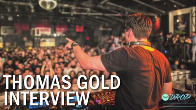 Thomas Gold Interview with thatDROP