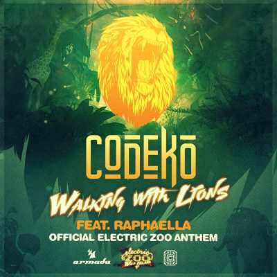 Codeko - Walking With Lions (Official Electric Zoo Anthem)