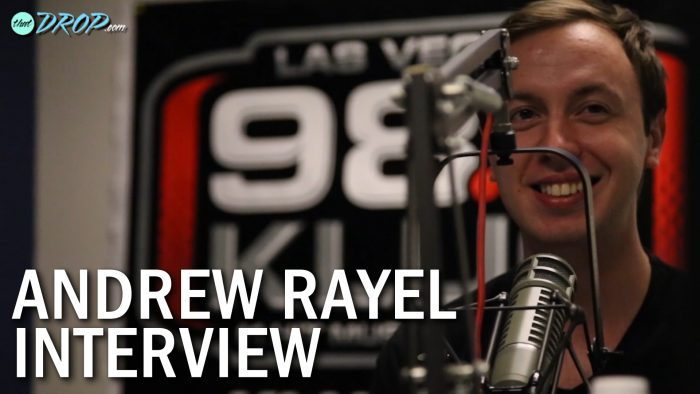 thatDROP's Exclusive Andrew Rayel Interview with DJ Co1 at Las Vegas' 98.5 KLUC radio station