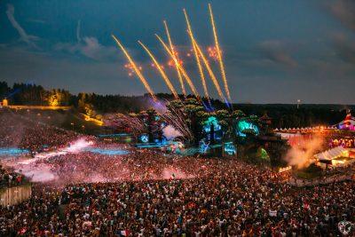 Tomorrowland 2016 via Facebook