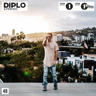 4B - Diplo & Friends [JERSEY CLUB POWER SET PART 5]