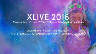 XLIVE 2016