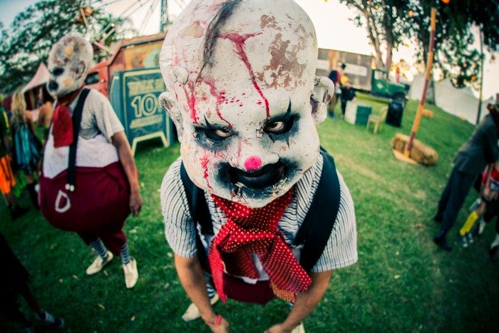 Escape: Psycho Circus 2015 // Photo - Adinayev for Insomniac