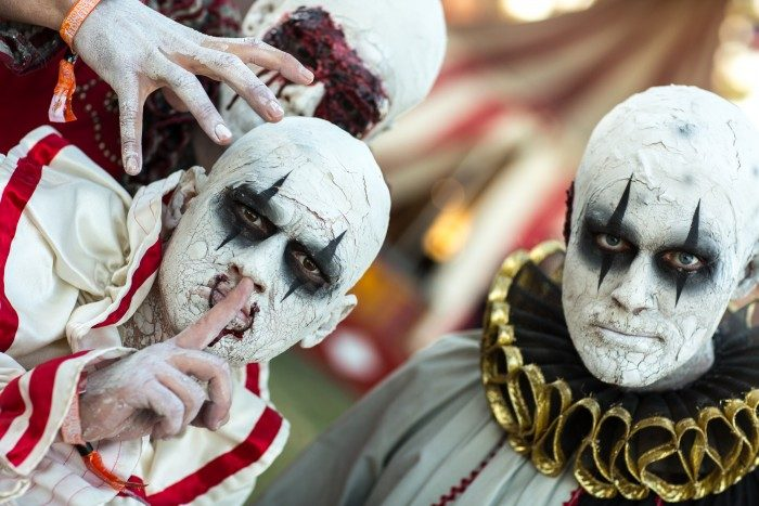 Escape: Psycho Circus 2015 // Photo - Curious Josh for Insomniac
