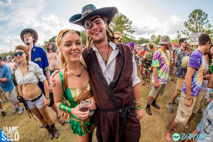 Suwannee Hulaween 2015 // Photo - Jamie Seed Photography