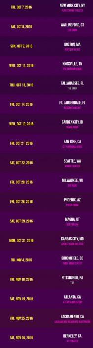 Safe In Sound Festival 2016 - Dates + Venues