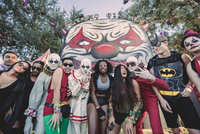 Escape: Psycho Circus 2015 // Photo - Skylar Greene for Insomniac