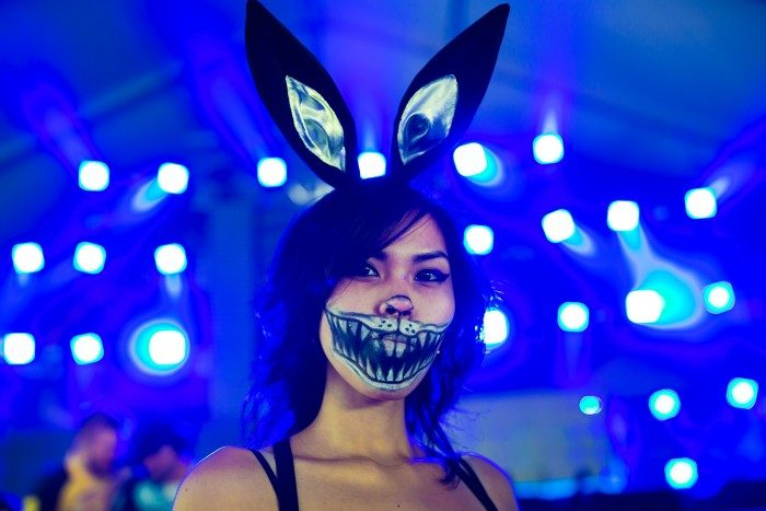 Escape: Psycho Circus 2015 // Photo - aLIVE Coverage for Insomniac