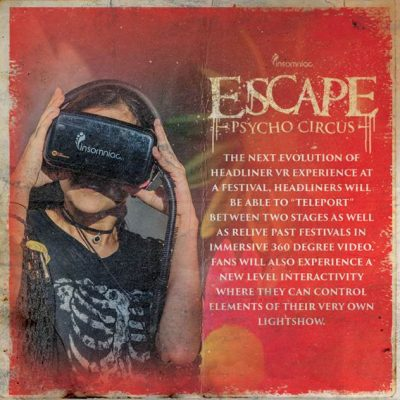 Escape: Psycho Circus Virtual Reality