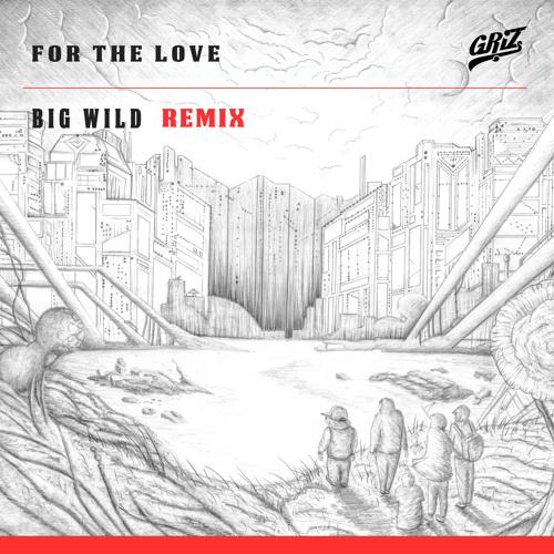 """Big Wild """"For The Love"""" Griz Remix ft. Talib"""