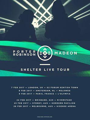 European Shelter Live Tour