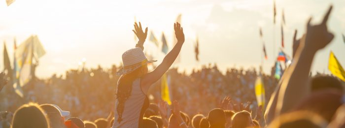 Nashestvie Festival via The Confluence Group